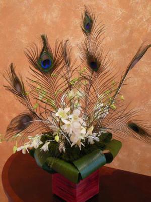 August Wedding Centerpiece We Do Wedding Flowers