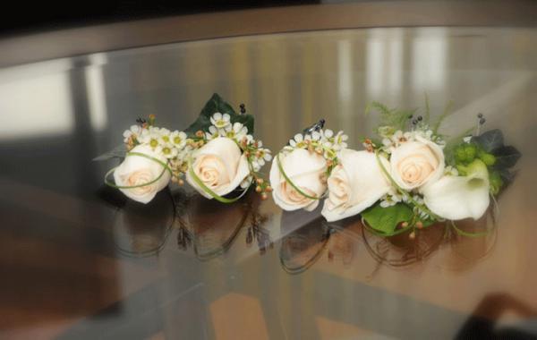 March Wedding Centerpiece