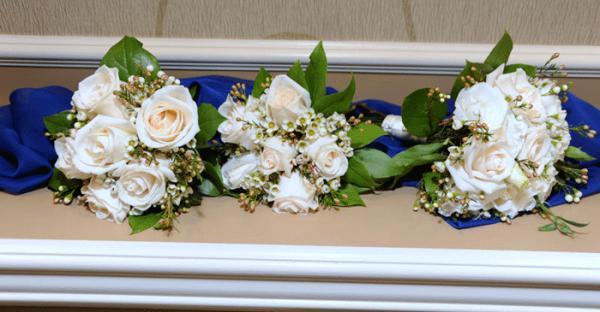 March Wedding Bouquet
