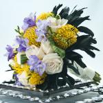 wedding flowers florist- Fancy Bridal Bouquet ...